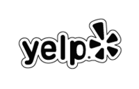 Logo of Yelp