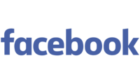 Logo of Facebook