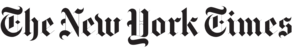 Logo of The New York Times